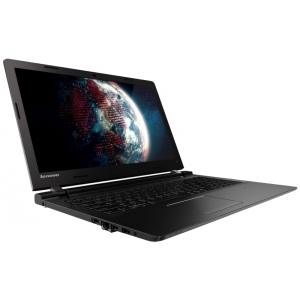 """Lenovo Ideapad 100 (80T70059FE) (Intel® Inside N3060/ DDR3 2 GB/ Intel HD/ HDD 500 GB/ 15.6""""LED/ Wi-Fi/ DVD RW)"""