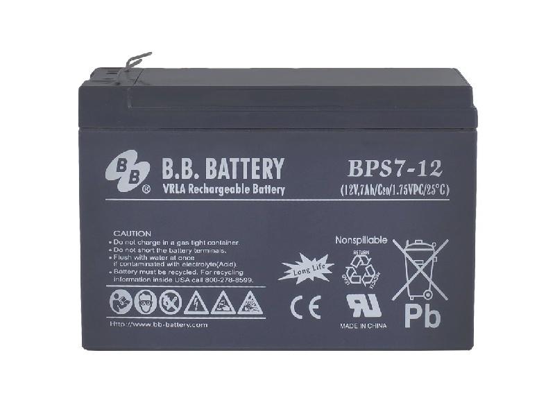 LEGION 12V/7A UPS Batareyası