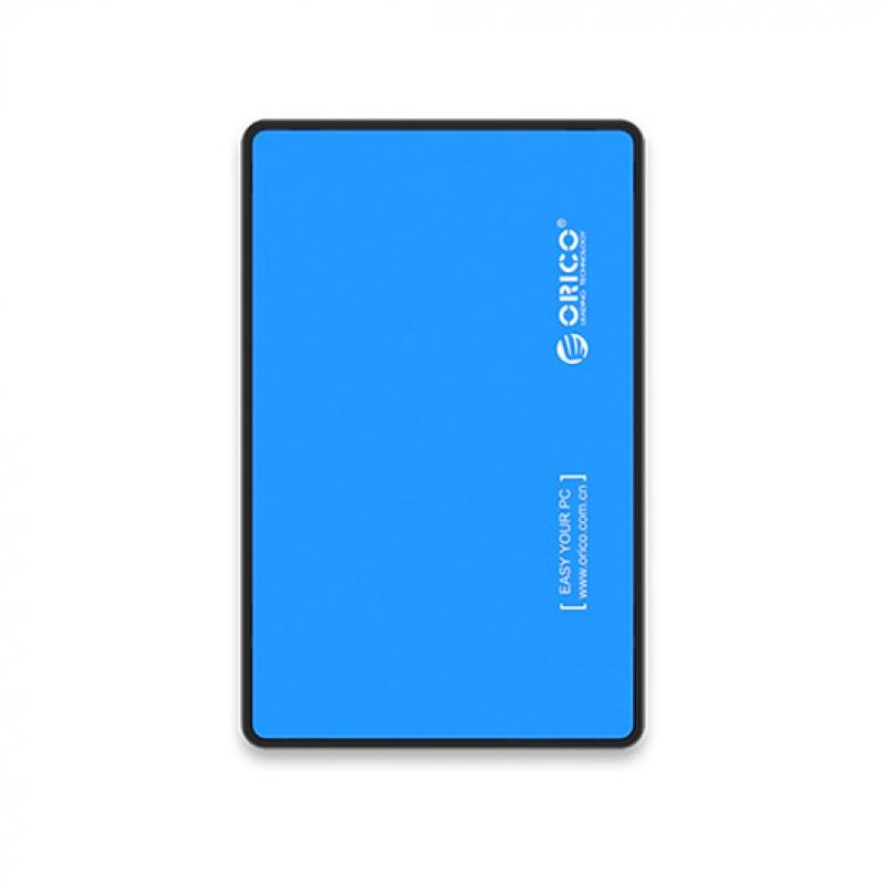 "Orico 2.5"" USB 3.0 HDD Box [2588US3-Bl]"